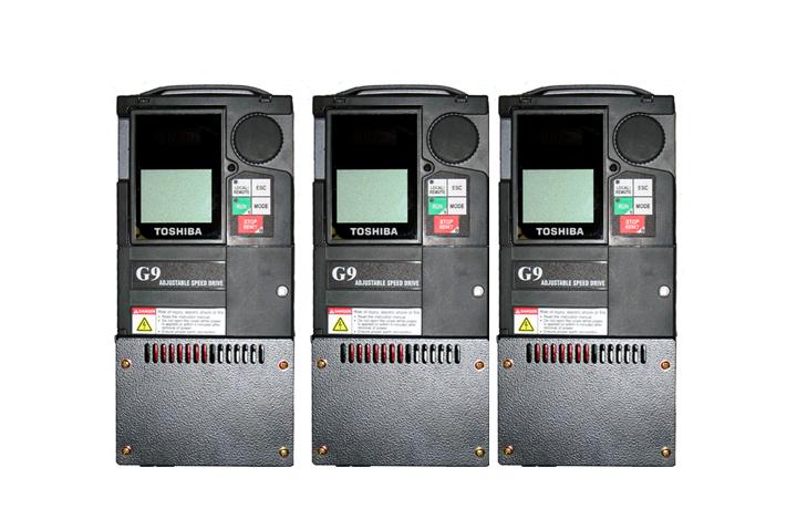 Преобразователь частоты G9 для работы в тяжелых промышленных условиях