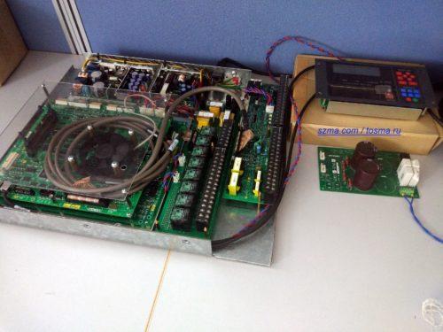 Платы управления преобразователя частоты T300MVi