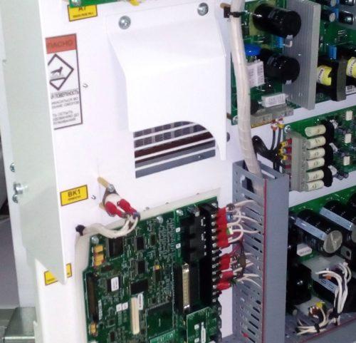 Керамический нагреватель внутреннего пространства электрощита