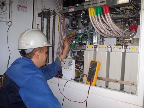 Ремонт и обслуживание ПЧ TOSHIBA на сборочном производстве