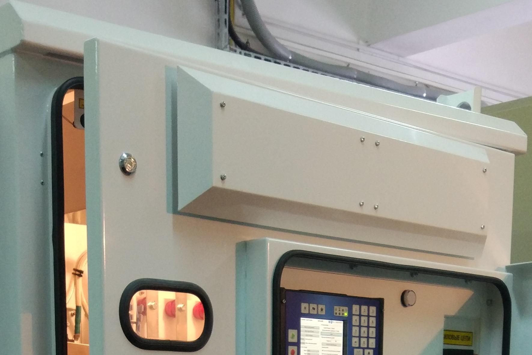 Защищенная система вентиляции частного преобразователя наружной установки