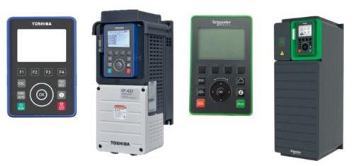 Сравнение Toshiba VF-AS3 и Schneider Electric Altivar ATV930
