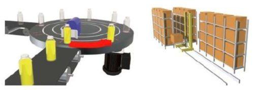 Контроль позиционирования с помощью частотника VF-AS3