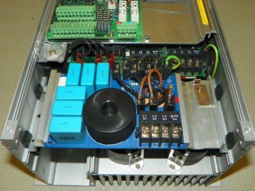 Диагностика частотника Danfoss