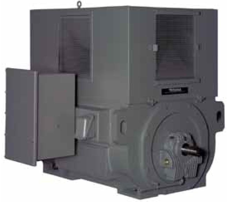 Высоковольтные электродвигатели Toshiba с атмосферостойкой защитой IP23 и обогревом Weather Protected I (WPI)