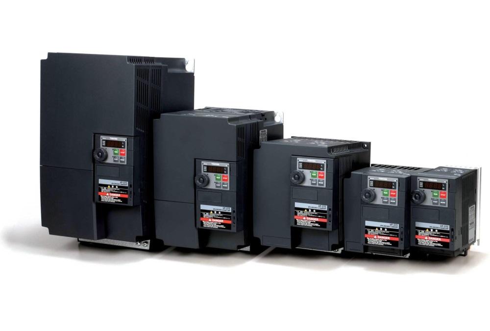 Купить однофазный и трехфазный частотник VF-S15 Toshiba для двигателя