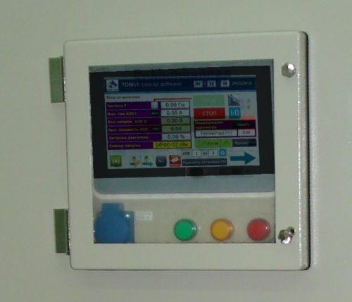 Контроллер станции управления насосами