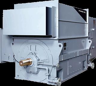 Высоковольтный электродвигатель 21-G TMEIC