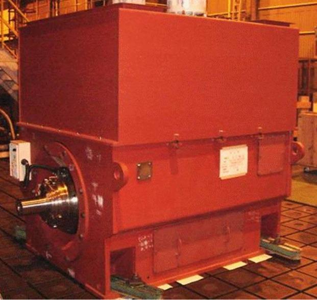 Высоковольтные асинхронные электродвигатели по индивидуальному проекту High Speed TMEIC