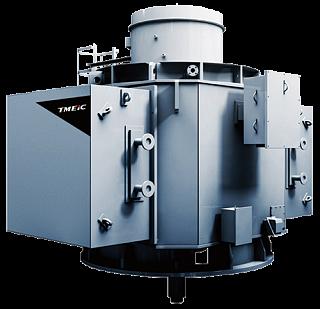 Высоковольтные вертикальные электродвигатели TM21-VL / TM21-VLL TMEIC