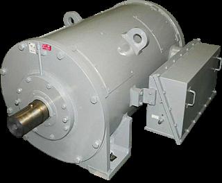 Низковольтный электродвигатель TM-AC 800 TMEIC